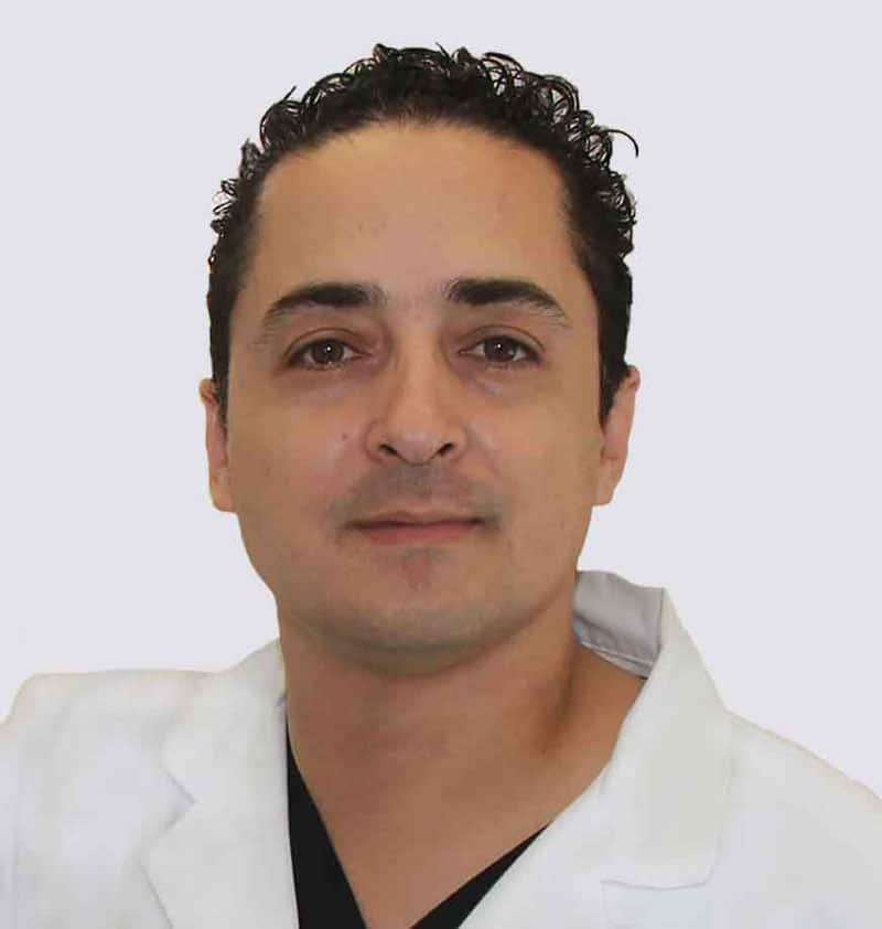 Hollywood cosmetic dentist Dr. Juan Carlos Giraldo